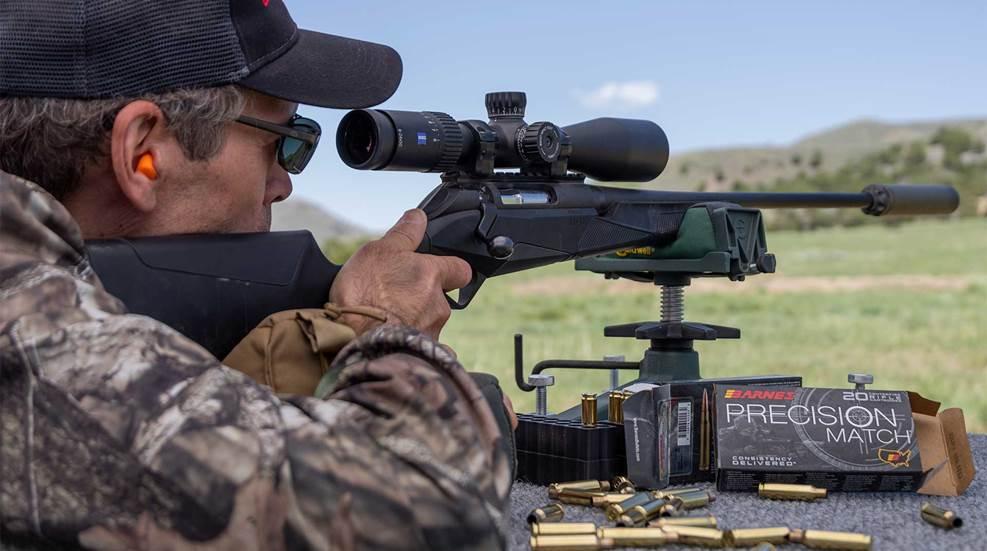Outdoor Solutions Long Range Shooting School F