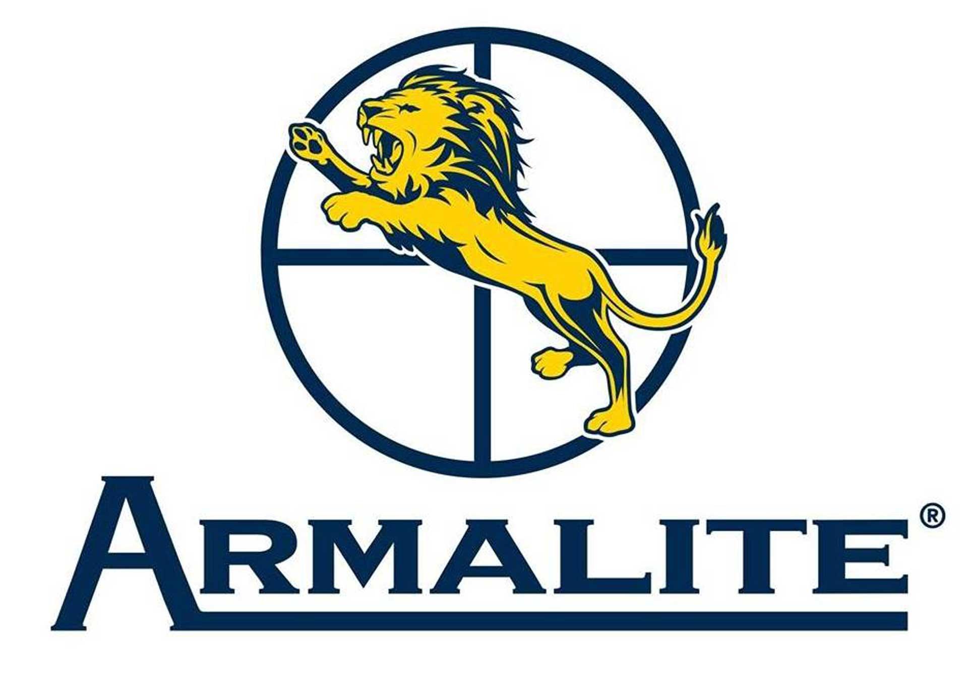 logo print lion armalite