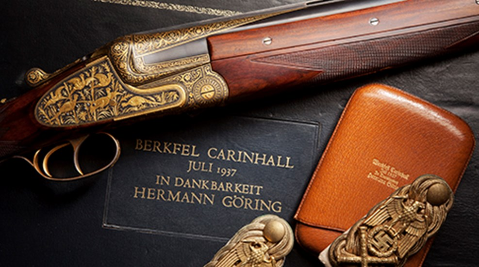 War Trophy: A Treasure from the National Firearms Museum   American  Rifleman   Official Journal Of The NRA