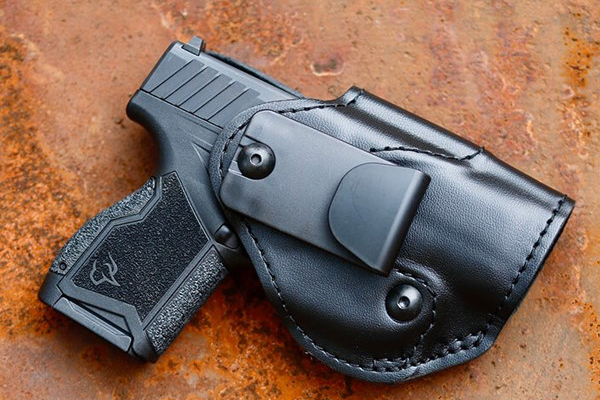First Look: New Safariland Holsters for the Taurus GX4