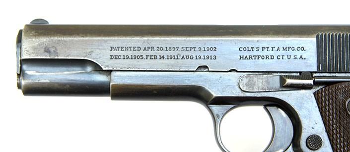 Colt Commercial Model