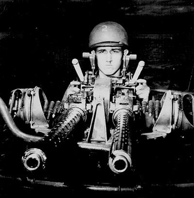 crew member of a U.S. Navy PT boat