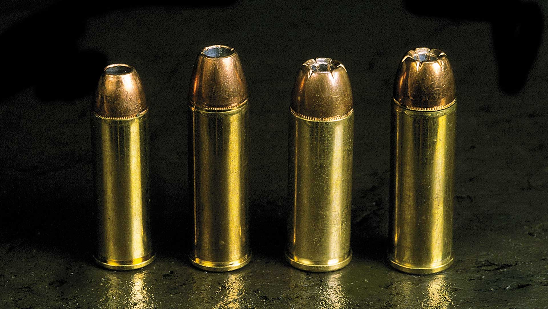 ammunition row brass yellow bullets fence picket