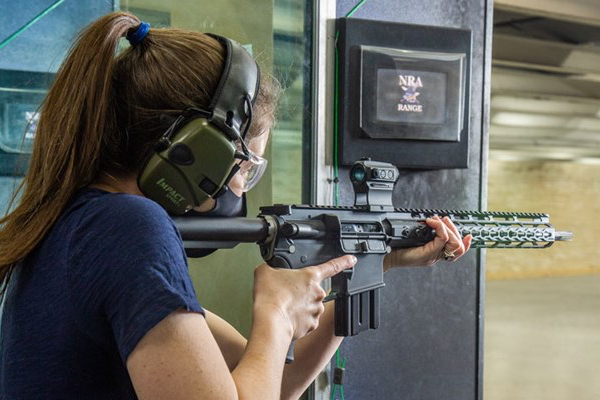 What's the Benefit of a Lightweight Rifle?