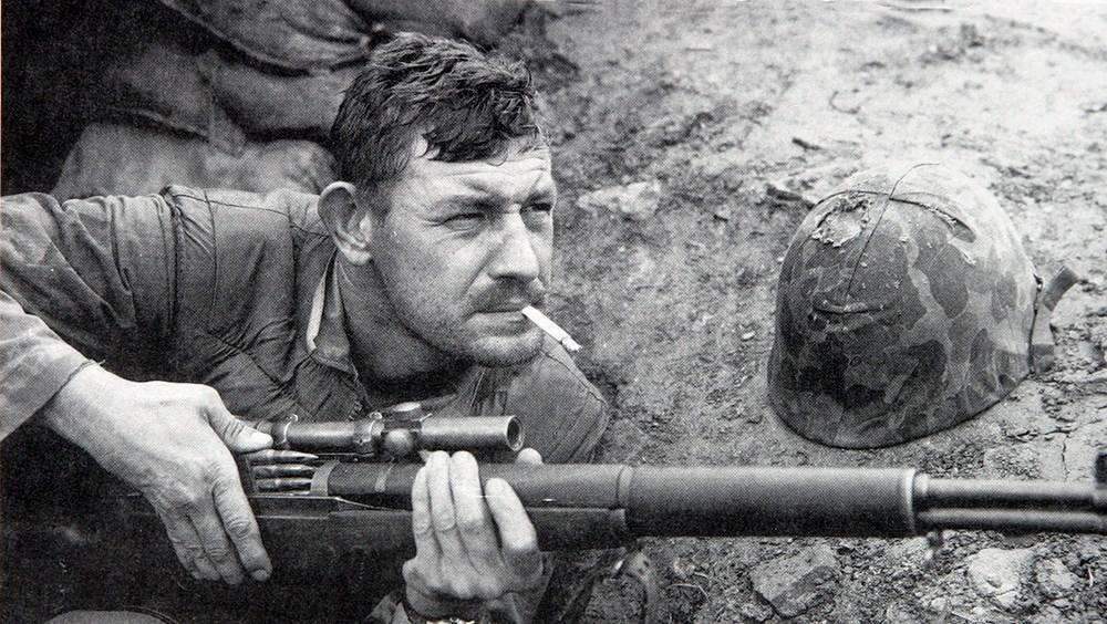 USMC T/Sgt. John Boitnott
