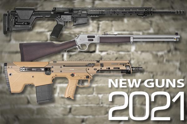 21 Hot New Long Guns for 2021