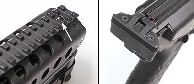 kel-tec p50 sights
