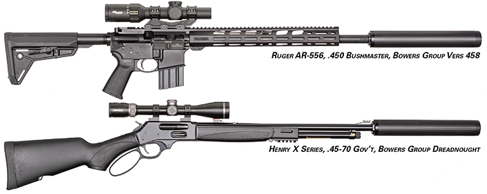 Ruger AR-556, Henry X Series
