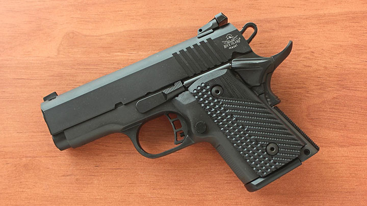A left-side view of the Rock Island Armory BBR 3.10.