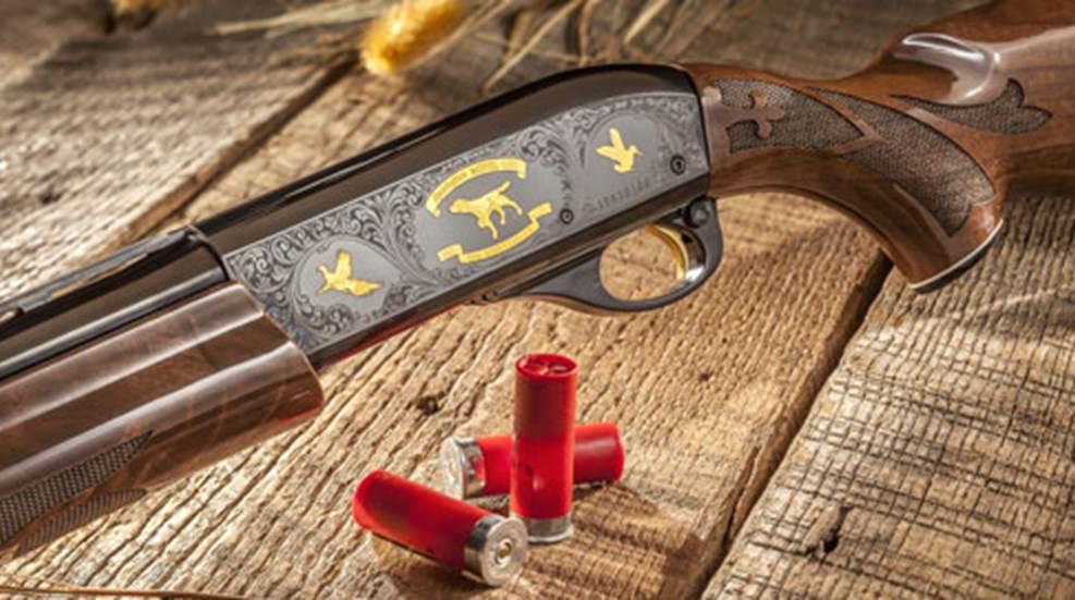Remington semi auto shotgun history