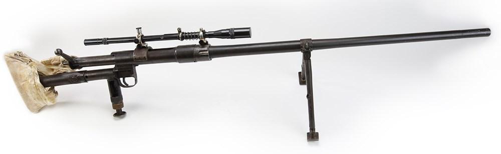 Russian PTRD Model 1941